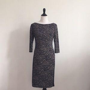 Ralph Lauren Stretchy Comfy Midi Dress